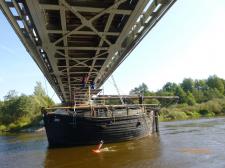 Обследования и испытания мостов Эстонской железной дороги